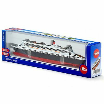 Siku 1:1400 Queen Mary 2 Alloy Diecast Model Ships Kid Collect Gift Toys 1723  • 19.99£