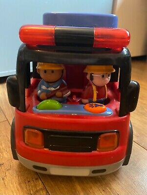 ELC Fire Engine With 2 Figures • 4.40£