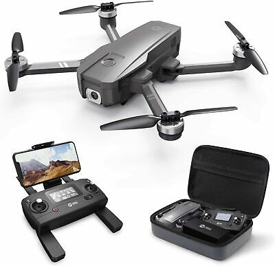 Holy Stone HS720 GPS Foldable Drone 4K Camera Brushless Quadcopter 5G FPV W/Case • 249.99£