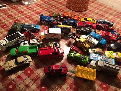 Toy Car Bundle All In Fair Condition And Roll Okay, Diecast Small Size.  • 3.55£