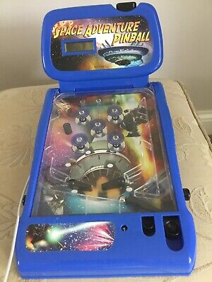 Chad Valley Space Adventure Pinball Game Table Top • 10£