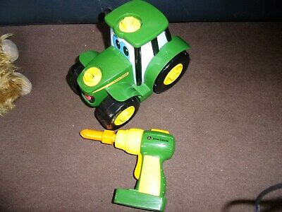 Tomy Build A John Deere Tommy Tractor Set • 9.99£
