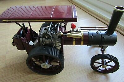 MAMOD Modified Traction Engine TE1a Live Steam • 289£