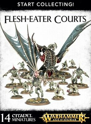 Start Collecting! Flesh-eater Courts • 53.13£