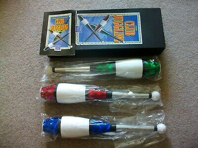 Set Of Juggling 3 Clubs • 12£