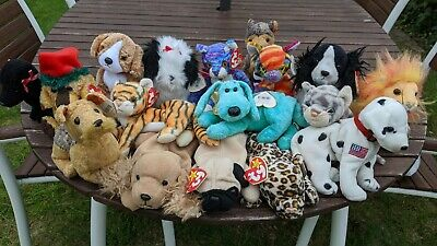 TY Beanie Babies Dogs+Cats • 5.50£