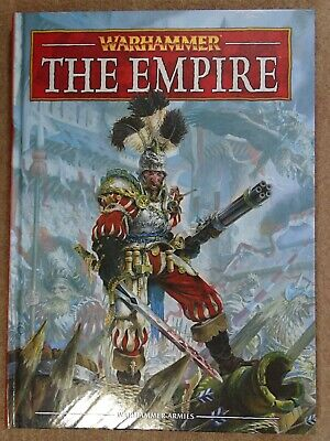 Games Workshop Citadel Warhammer Fantasy Battles THE EMPIRE Hardback 49388 • 39.99£