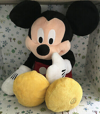 Official Disney Mickey Mouse Teddy Soft Stuffed Plush Toy 2ft 60cm Collectable  • 14.99£