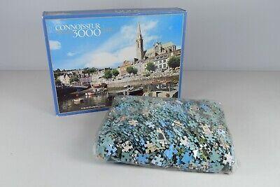 Vintage Connoisseur Deluxe 3000 Piece Jigsaw Puzzle - NEW SEALED • 29.99£
