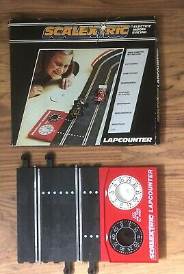 Vintage Scalextric Lap Counter Boxed C277 - Tested And Working. • 4.50£