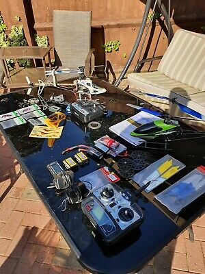 RC Helicopter Spares And Repairs • 26£