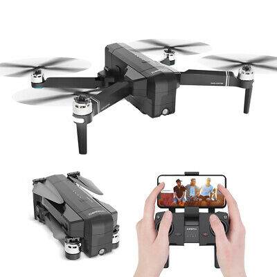 DEERC DE22 Brushless Motor GPS FPV Drone With WIFI 2K HD Camera RC Quadcopter • 155£