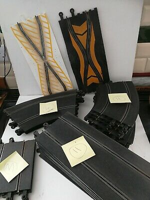 Scalextric Job  Lot Of Classic Track • 20£