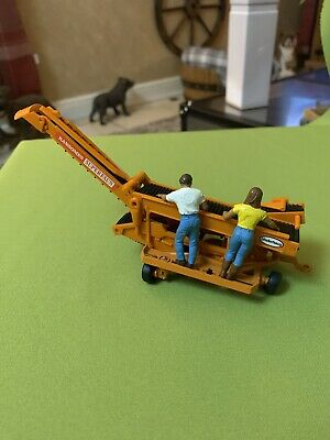 Britains Farm - 9535 Ransomes Superfaun Potato Harvester  1983 Rare Model • 12.50£