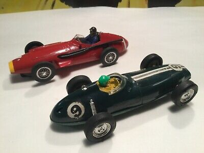 Scalextric Maserati And BRM Cars • 80£