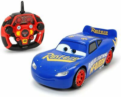 Dickie-Spielzeug RC Cars 3 Fabulous Lightning McQueen Kids Play Vehicle Toys New • 39.99£