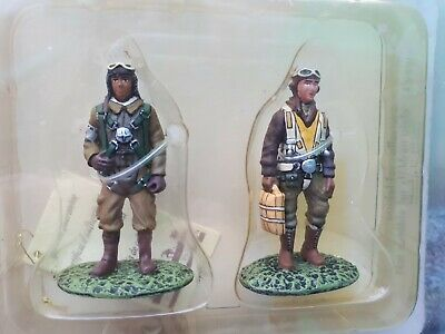 1/32 WW2 US & Japanese  Pilots.Compatible With Corgi Aviation/ FOV/21st Century • 2.50£