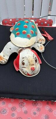 Mobo Tinplate Puppy, 1950s • 18£