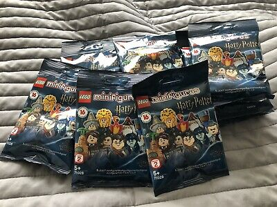 Lego Minifigures 71028 Harry Potter Series 2 Bundle Of 18. New And Sealed • 0.99£