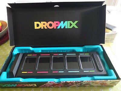 Hasbro DropMix Music Gaming System With 100 Playlist Cards • 5£