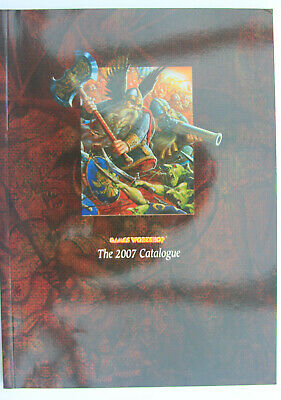 Games Workshop The 2007 Catalogue • 3£