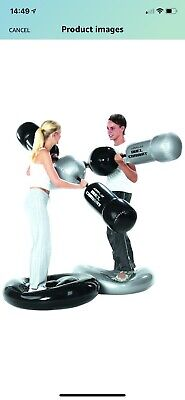 Duel Combat Gladiator Inflatable Battle Game • 5£
