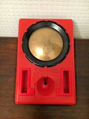 Vintage 1970's French Skedoodle Etch-a-Sketch Type Children's Toy • 14.99£