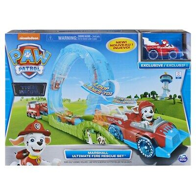 Paw Patrol Ultimate Fire Rescue Set [Toy] • 14.99£