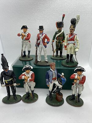 Del Prado Collection Of Lead Soldiers • 7.49£