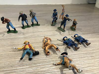 Toy Cowboys Britains • 2.50£