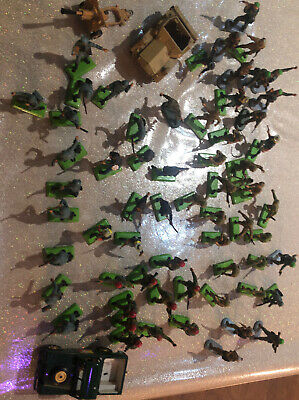 Britains Toy Soldiers Large Range Dayes Between 1971 And 1978 • 32£