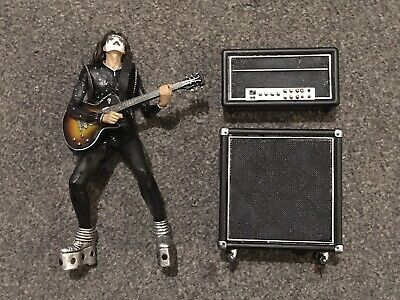 KISS Alive Ace Frehley Spaceman McFarlane Action Figure 2002 Rare • 4.90£