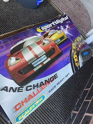 Scalextric Digital Track Only No Cars • 30£