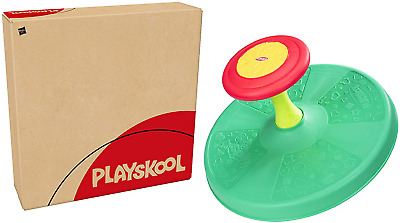 Playskool Heroes Sit 'n Spin Classic Spinning Activity Toy For Toddlers Ages Ove • 52.04£