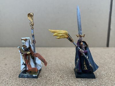 (21)Warhammer Fantasy - The Empire - Wizards Painted (500) • 15.99£
