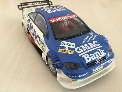 Scalextric C2569 Opel-Vauxhall Astra V8 Coupe Menu #8 Modified New Rear Tyres • 7.99£