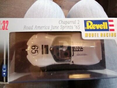 Revell Model Racing 1:32 Chaparral 2 Road America June Sprints '65  New Boxed • 11.61£