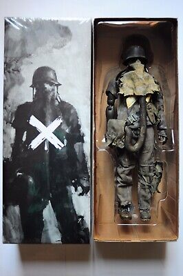 Ashley Wood 3a Toys ThreeA WWR 1/6 Barguest De Plume • 250£