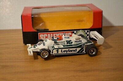 Williams F1 Boxed Scalextric Car, Good Condition • 30£