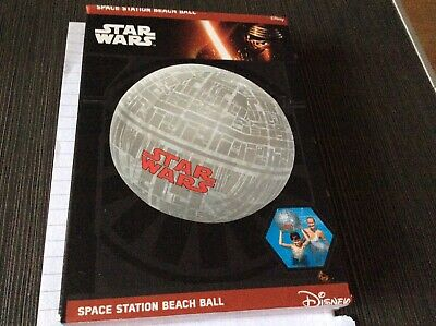 Star Wars Space Station Beach Ball New In Box • 2.50£
