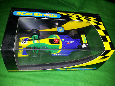 Scalextric C2460  Petrobras F3 Boxed Car In Mint Condition • 12£