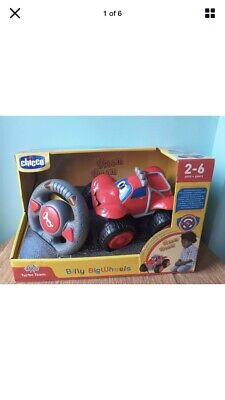 Chicco Billy Big Wheel Toddler Remote Controlled Car Brand New In Box • 19.99£