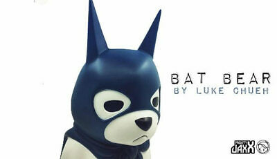 Bat Bear By Luke Chueh X Mighty Jaxx Ltd  Edition Of 200 Released 2016 • 31£