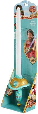 Elena Of Avalor Action Adventure Sword With Flashing Lights & Sounds - Kids Toy • 14.23£