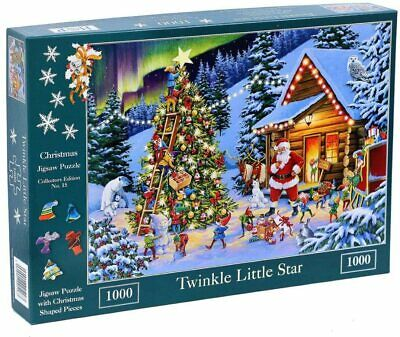 1000 Piece Jigsaw Puzzle  Twinkle Little Star  House Of Puzzles Special Edition • 15.99£