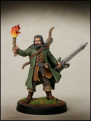 RANGER CHARACTER. Painted 28mm Fantasy.  • 40£