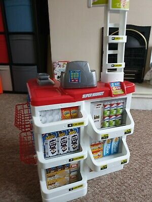 Childs Role Play Shop With Till • 4.99£