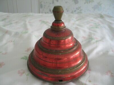1950s Vintage Rare Musical Mechanical Spinning Top Made In  Germany • 25.99£