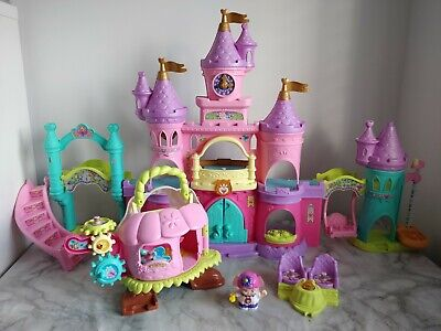 VTech Toot Toot Friends Enchanted Princess Palace, Fairyland Garden & Sunny • 21.99£