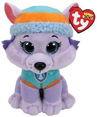 Ty Beanie - Everest  Paw Patrol 6  Plush Soft Toy 41300 • 8.49£